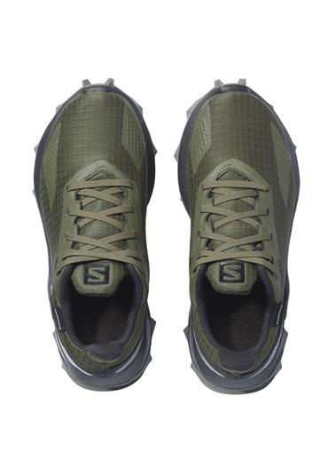 Salomon Alphacross Blast Gtx Erkek Ayakkabısı L41105800 Haki